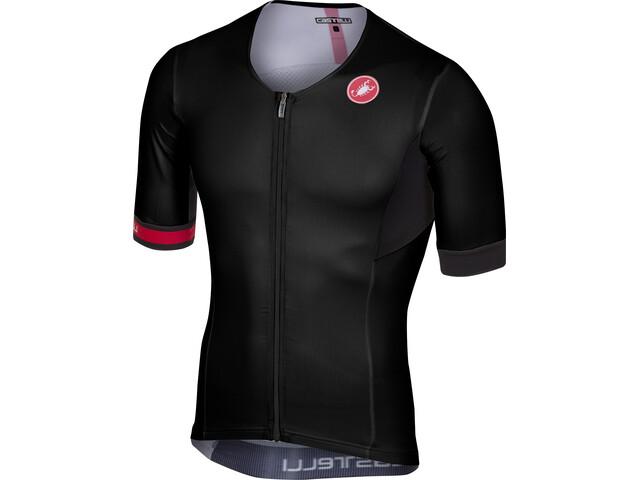 Castelli Free Speed Koszulka rowerowa Mężczyźni, black